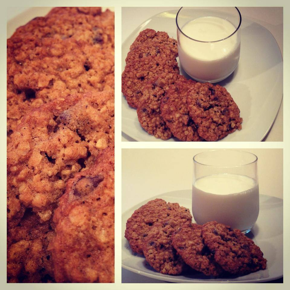 Random Thoughts From A Stay At Home Mom Best Oatmeal Cookie Recipe Ever