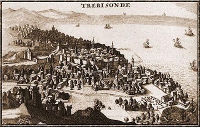 Η αυτοκρατορία της Τραπεζούντας (1204-1461)