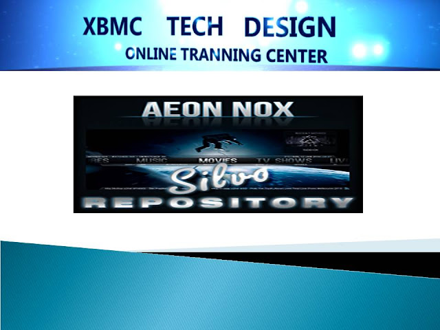 DOWNLOAD AeonNoxSiLVO Repository addon xbmc Repository addon for Kodi and XBMC