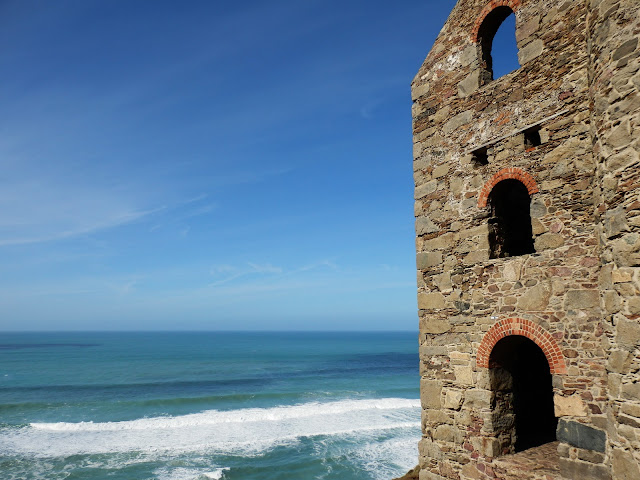 Towanroath Shaft, Pumping Engine House, Cornwall