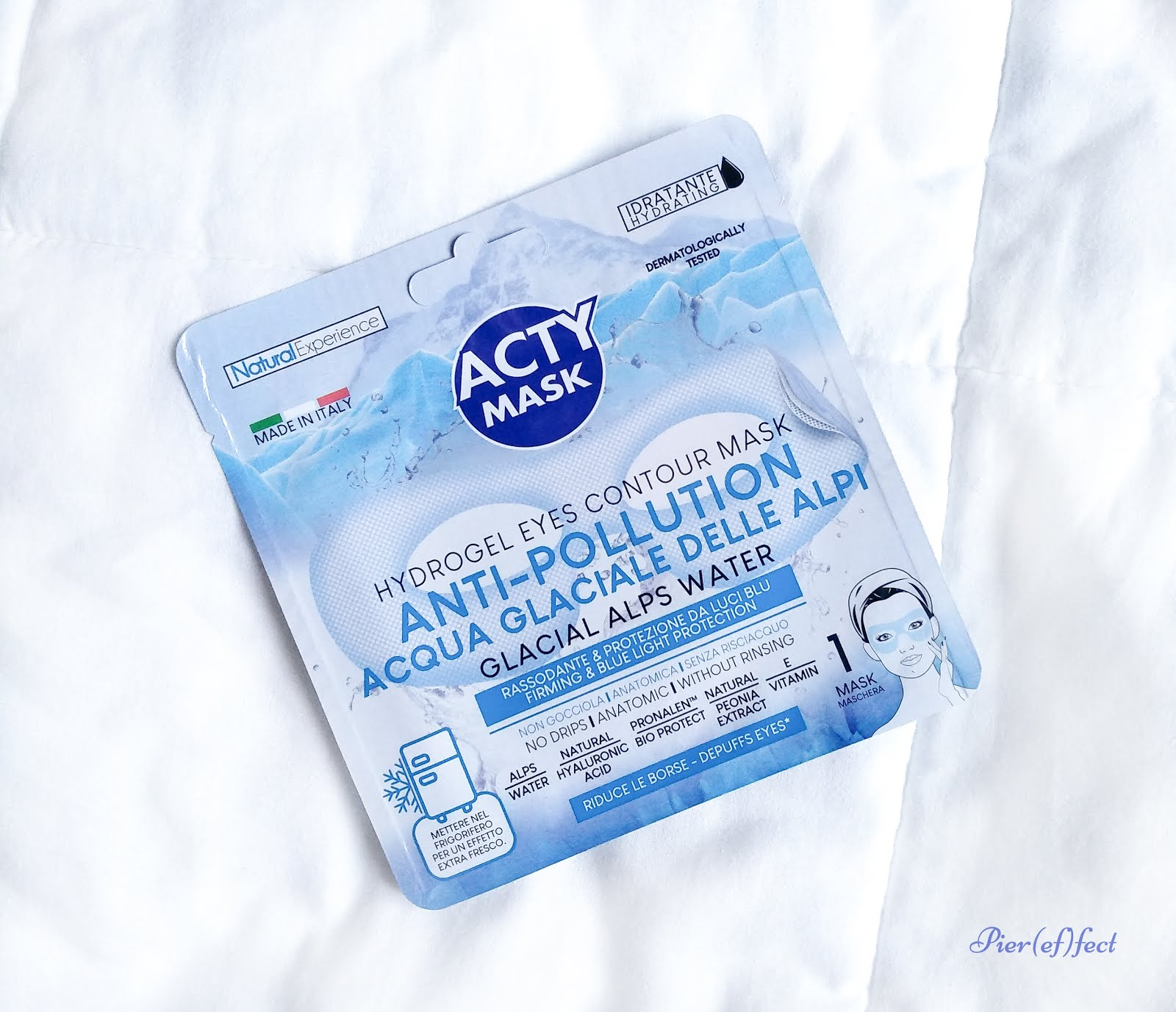 acty mask recensioni