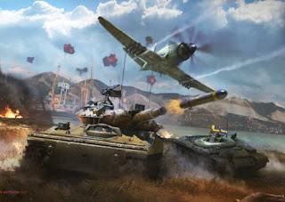 تحميل لعبة الحروب وار ثاندر war thunder للكمبيوتر
