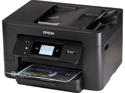 Epson WorkForce Pro WF-4725DWF Driver Download