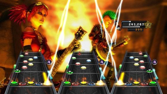 Download Guitar Hero PC Game