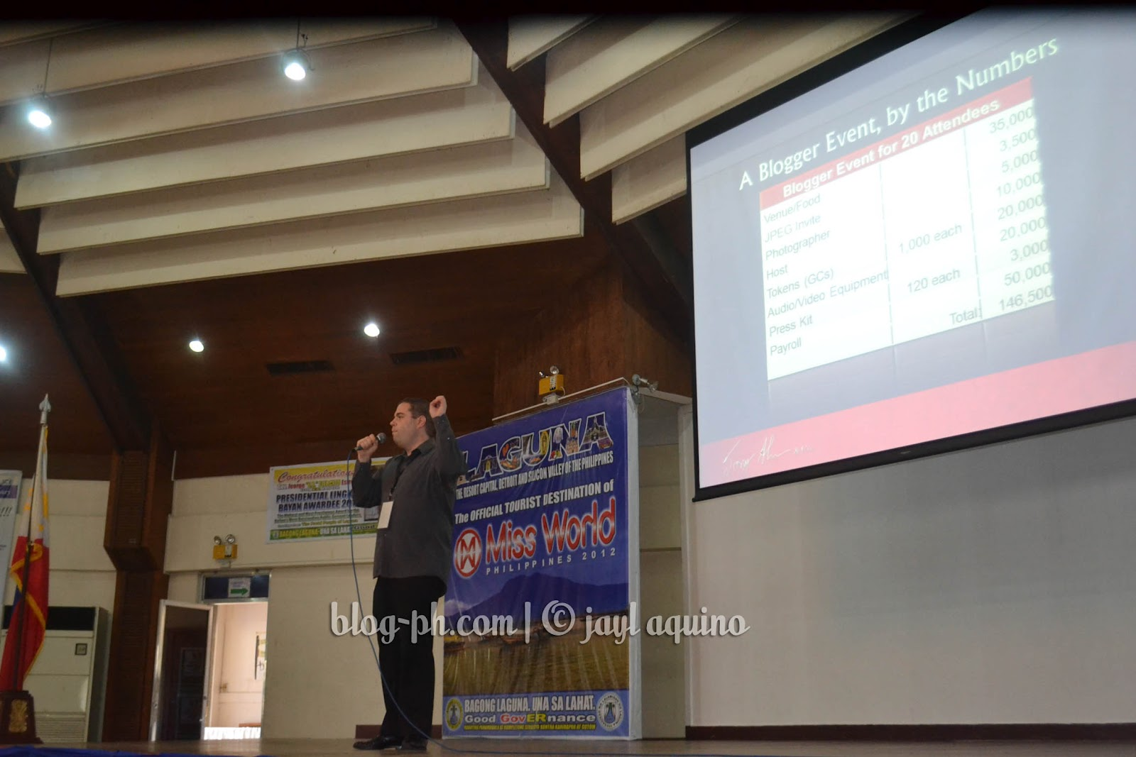 PHOTOS] #1LaBS: 1st Laguna Social Media & Blogging Summit | BLOG-PH