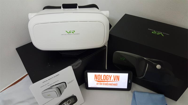 Kính thực tế ảo 3D BOX giá rẻ