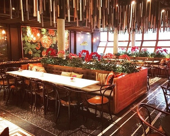 Wilshire - Restoran Romantis di Jakarta