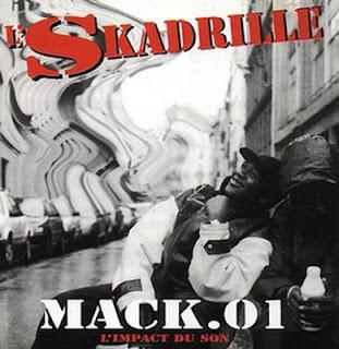 L'skadrille - Mack.01 L'impact Du Son (1997) 320 kbps
