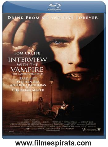 Entrevista Com o Vampiro Torrent – BluRay Rip 720p e 1080p Dublado (1994)