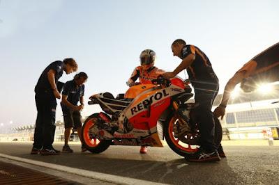 Pengelola MotoGP Senang Jika Pembalap Gaduh di Lintasan