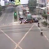[Video] Begini Detik-detik Kecelakaan Maut di Jalan Gagak Hitam Medan