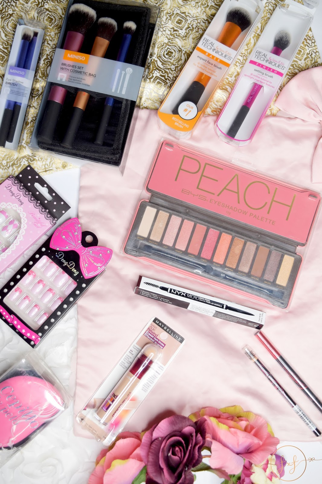 October Beauty Buys Haul