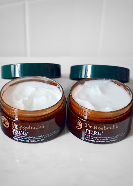 dr roebucks pure moisturizer review