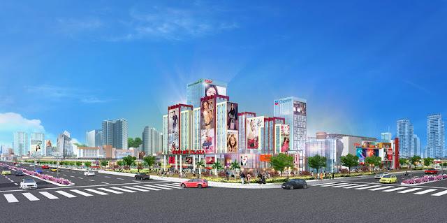Phu My Plaza tuong lai