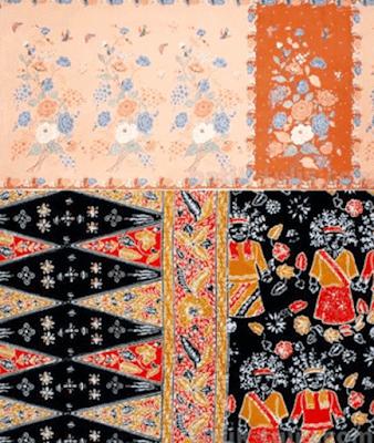 Kerajinan Batik Betawi Dan Makna Motif Kain