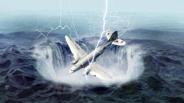 Selain Segitiga Bermuda, Inilah 4 Misteri Laut yang Tak Kunjung Terpecahkan