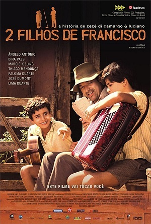 2 Filhos de Francisco Filmes Torrent Download capa