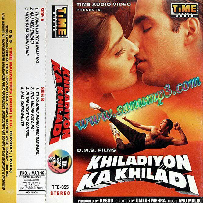 ONLY KUMAR SANU MP3 SONGS DOWLOAD HERE: Khiladiyon Ka