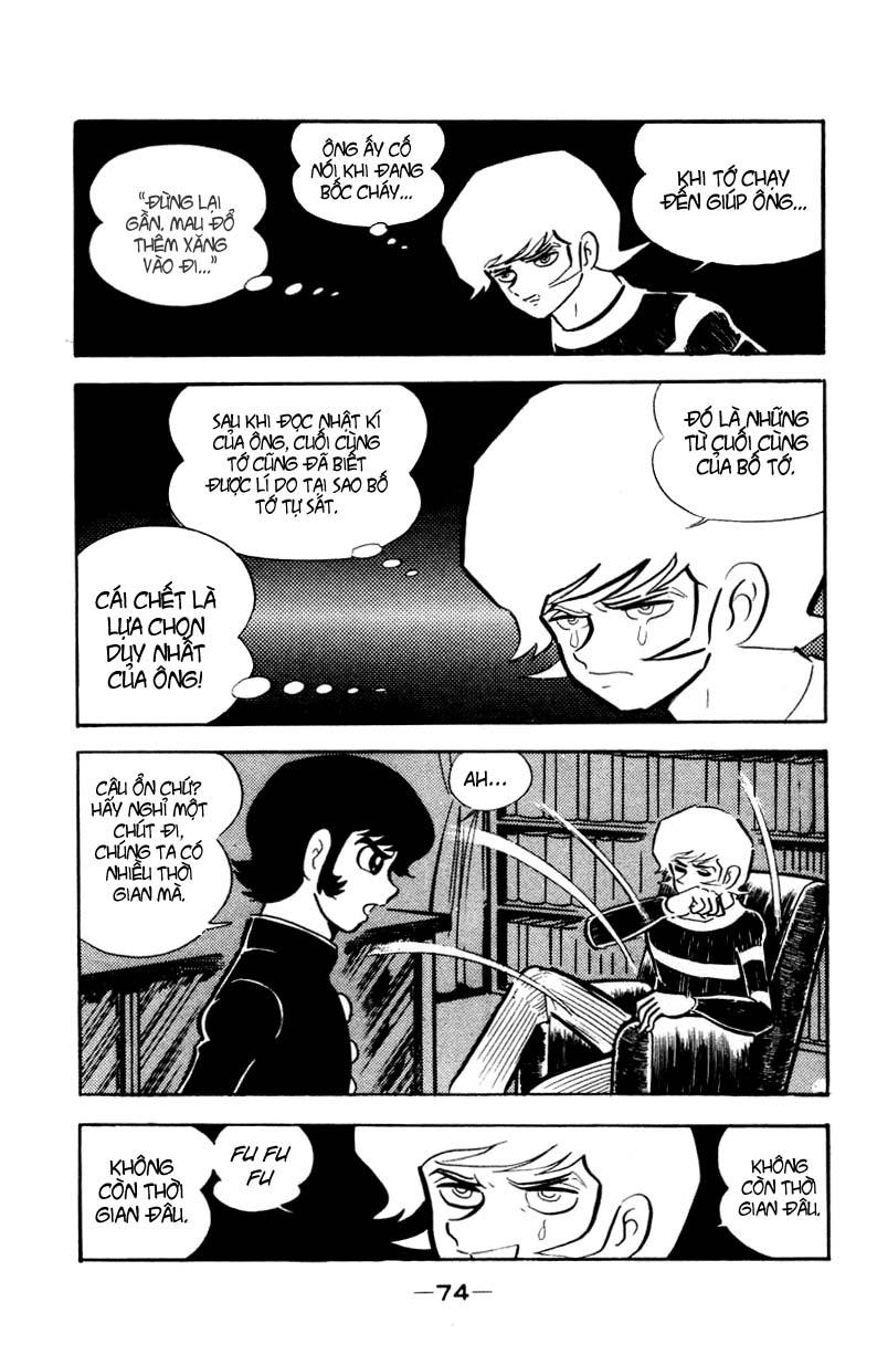 DevilMan chapter 2.2 trang 11