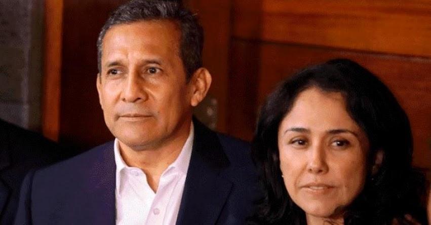 Piden S/. 20 millones de reparación civil a Ollanta Humala y Nadine Heredia