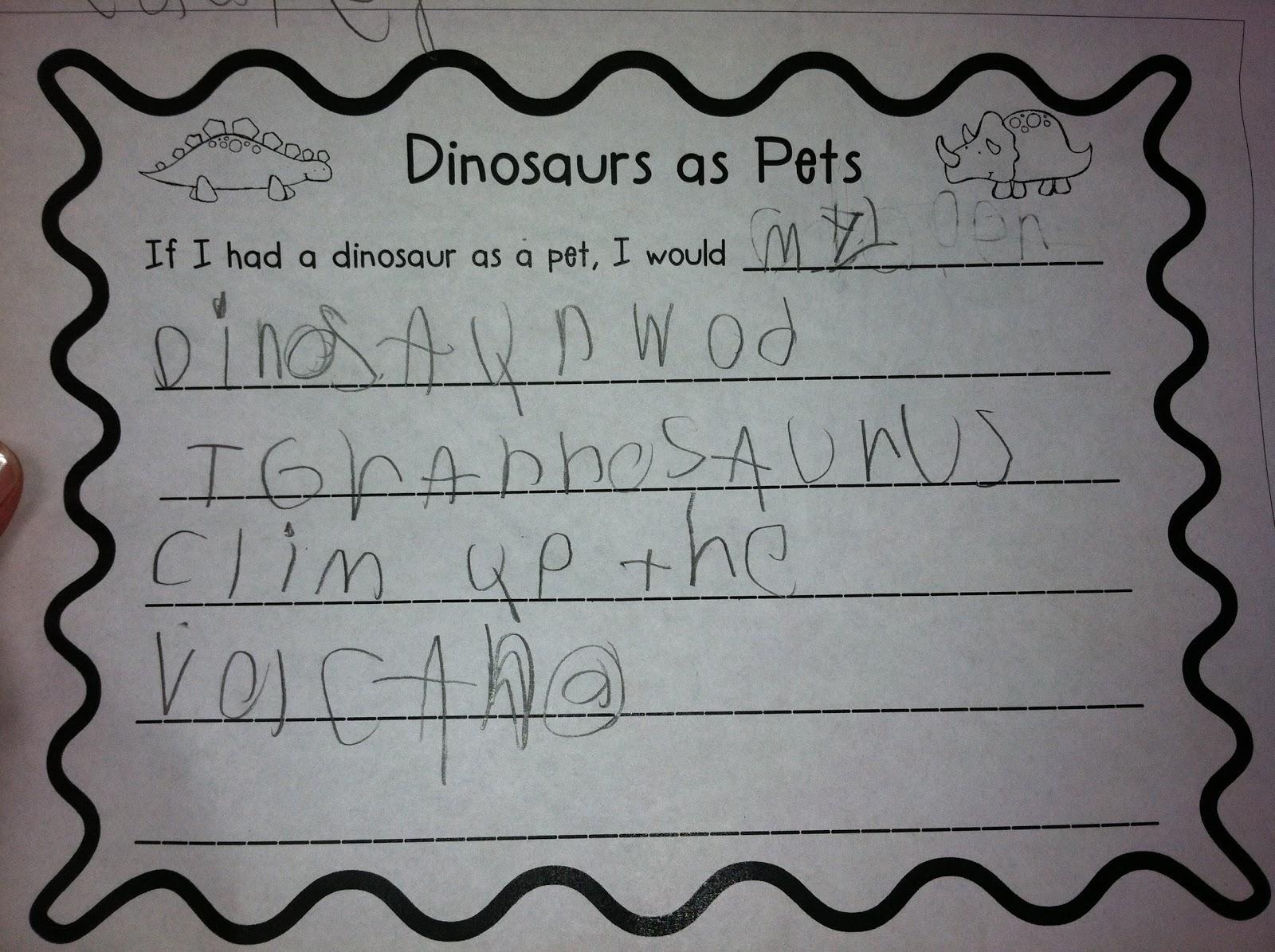 Ms Solano S Kindergarten Class The End Of Dinosaur Days