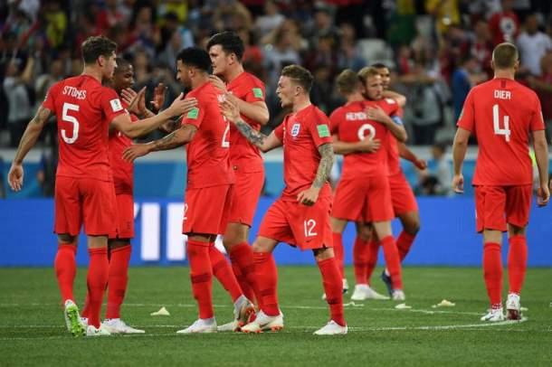 Inggris vs Belgia, Duel Menarik Pemain-pemain Tottenham