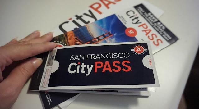 Atrações do San Francisco CityPass