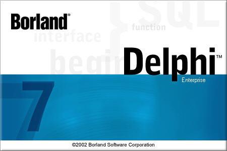 borland delphi 7 entreprise français