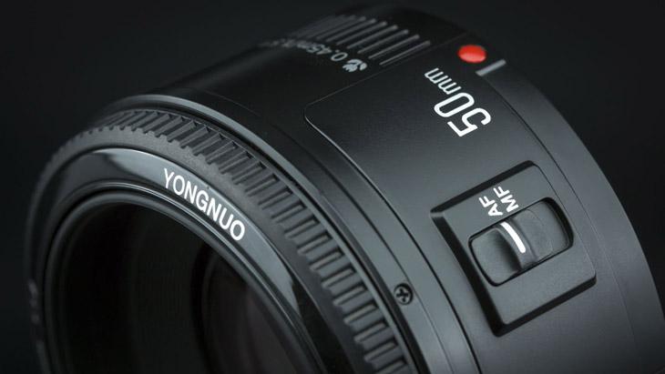 Ulasan Lensa Yongnuo 50mm f/1.8