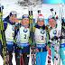 Жіноча збірна України з біатлону посіла 4 місце в естафеті етапу Кубку світу
