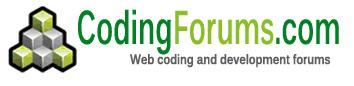 http://www.codingforums.com/