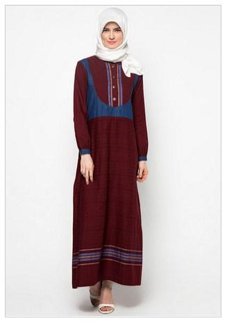 Cahaya Bintang Yuk Gambar Baju Muslim Wanita Dewasa Dannis Terbaru