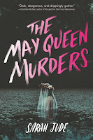 The May Queen Murders by Sarah Jude book cover and review