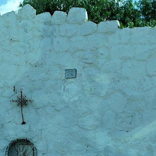 Lado Esquerdo do Monumento de Canota, Mendoza