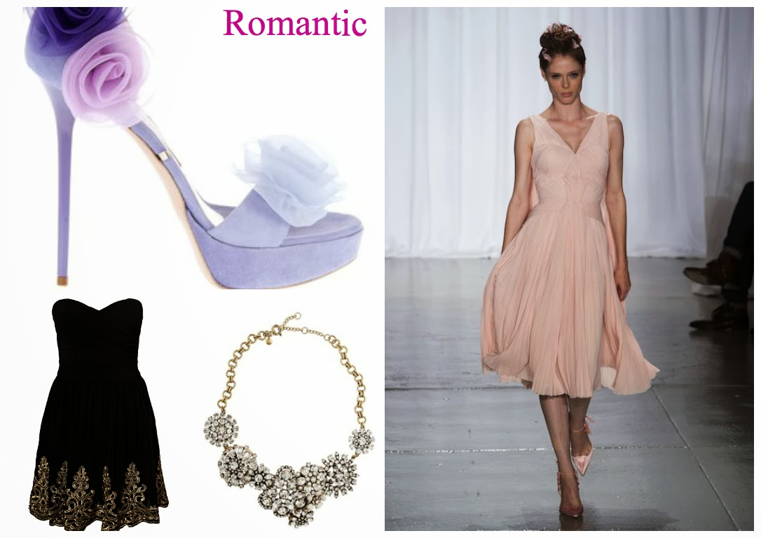 fashion trends romantic