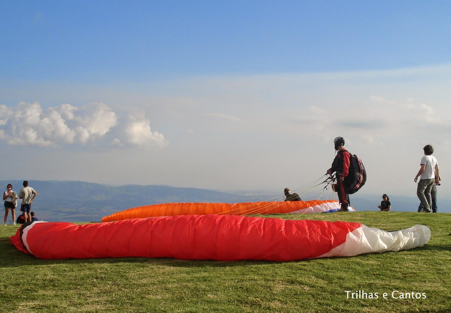Paraglider Pico do Gavião