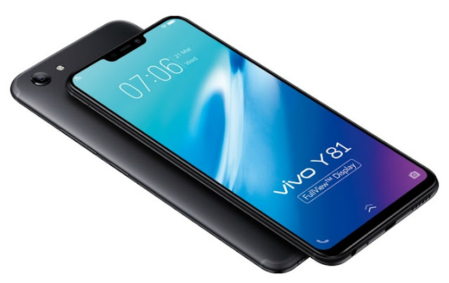 vivo Y81 Specifications - Inetversal