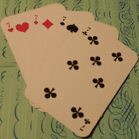 Sedmy- Vykládací karty