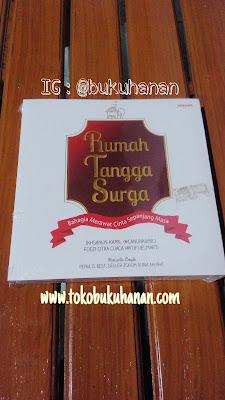 Buku : Rumah Tangga Surga : @canunkamil & @fufuelmart