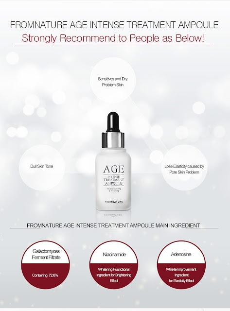 Fromnature Age Intense Treatment Ampoule