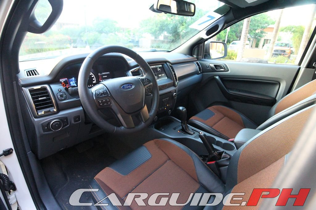 First Drive 2016 Ford Ranger 2 2 Wildtrak Philippine Car News Car Reviews And Prices