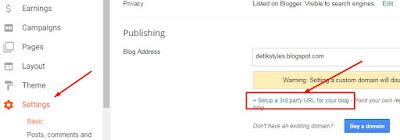 Cara Custom Domain Blogger di Niagahoster Cara Custom Domain Blogger di Niagahoster: Ganti Nama Blog dengan Domain Sendiri