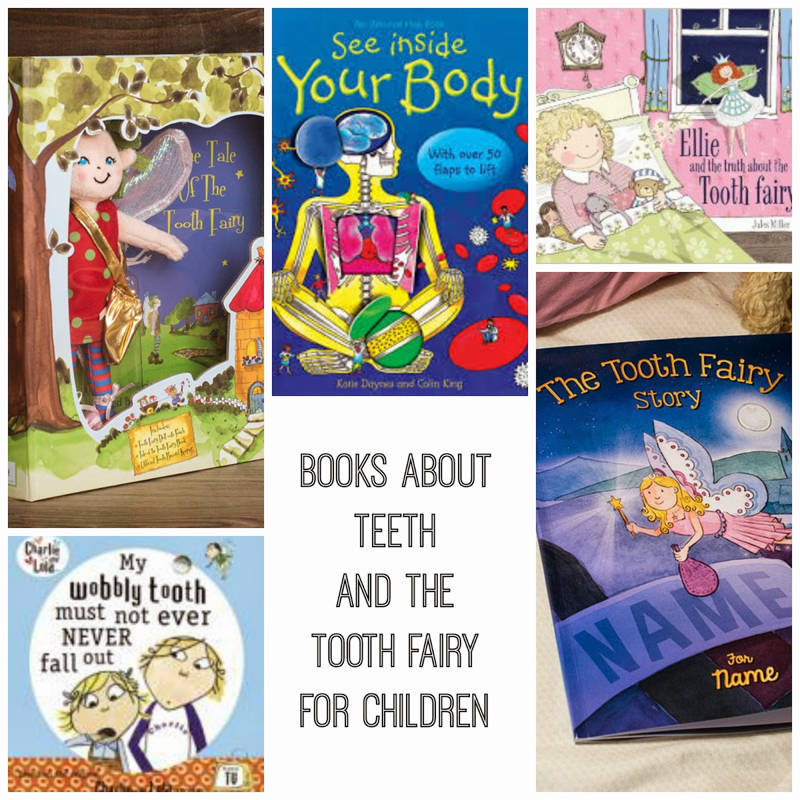 tooth fairy traditions books