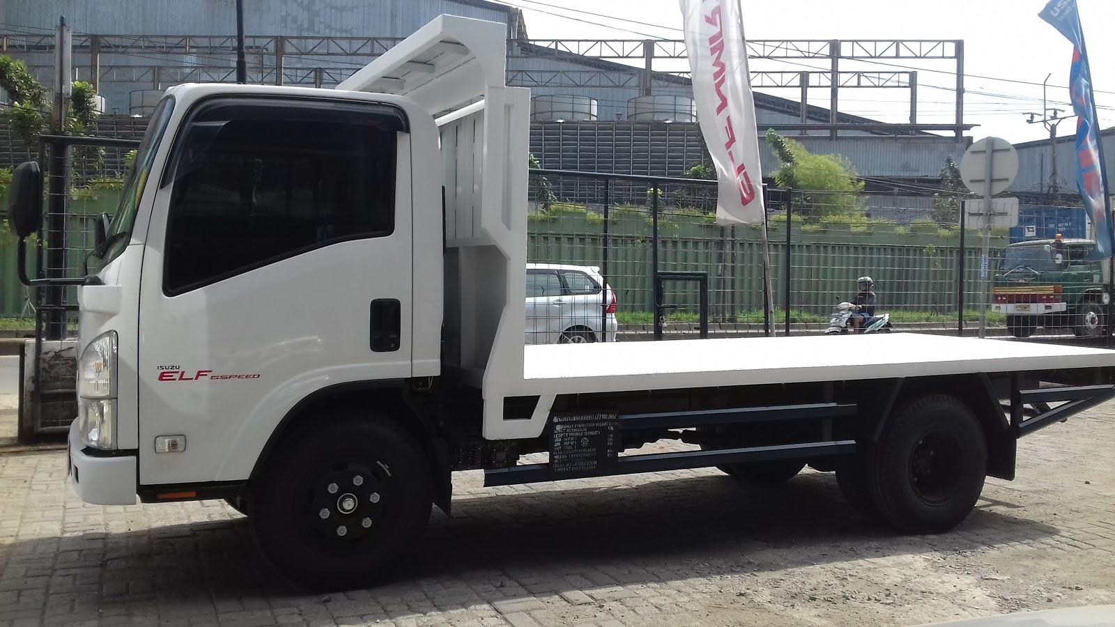 Variasi Mobil Truk Isuzu Terbaru Sobat Modifikasi