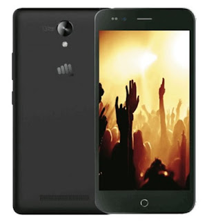 How To Download and Install Official Stock ROM on Micromax Canvas Fire 6 (Q428)