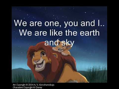 We Are One Lion King