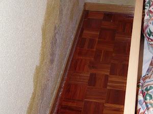 Instrucciones paso a paso para reparar las paredes con humedad