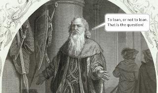 Polonius Ponders Loans