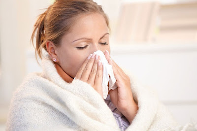 الانفلونزا الموسمية.