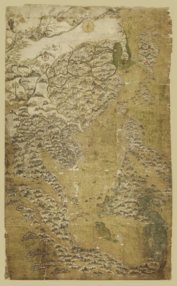Scientists unlock secrets of oldest surviving global trade map